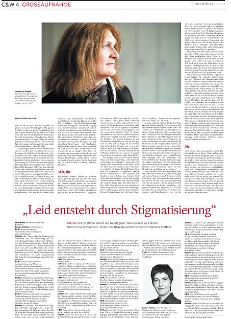Webseite / Website  Thekla Ehling