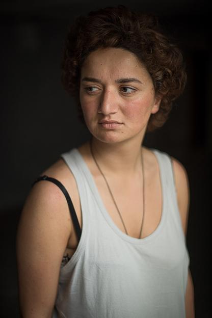 Georgische Frauen